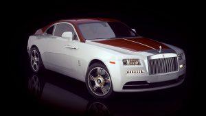 Rolls-Royce-Regatta prestige car