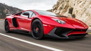 lamborghini luxury car